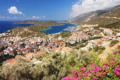 Kas, Turkey Royalty Free Stock Images