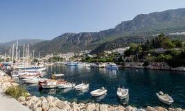 Kas, Turquia Fotografia de Stock Royalty Free
