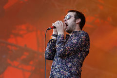 Kasabian Stock Photo