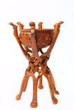 Kasachisches nationales Instrument dombra und taikazan Lizenzfreies Stockfoto