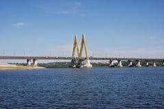 kasan dekorativa element för brostad Arkivfoto