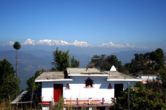 Kasar Devi Royalty Free Stock Image