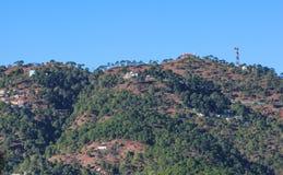 Kasauli, Himachal Pradesh, Índia Foto de Stock Royalty Free
