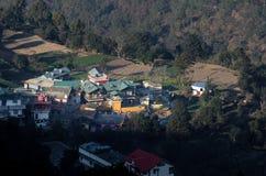 Kasauli, Himachal Pradesh, India. Royalty Free Stock Photography