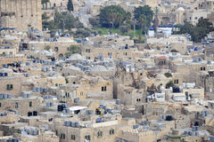 Kasba in Hebron. royalty free stock image