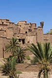 kasbah Μαροκινός Στοκ φωτογραφίες με δικαίωμα ελεύθερης χρήσης