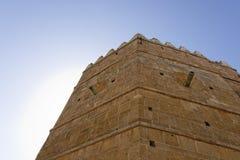 kasbah τοίχοι raba oudayas στοκ φωτογραφία με δικαίωμα ελεύθερης χρήσης