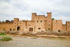 kasbah Марокко Стоковое Изображение