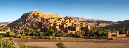 kasbah Марокко haddou ait ben Стоковые Фотографии RF