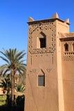Kasbah, долина Dades, Марокко Стоковые Фото