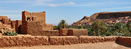 Kasbah Stock Photography