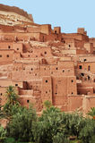 Kasbah Royalty Free Stock Photography