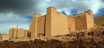 Kasbah Royalty Free Stock Image