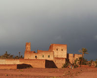 Kasbah Royalty Free Stock Photo