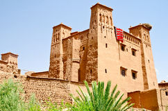 Kasbah of Ait ben Haddou Royalty Free Stock Photo
