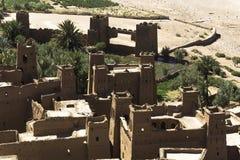 kasbah ait Ben haddou  zdjęcie stock