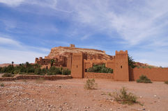 The Kasbah Ait Ben Haddou Royalty Free Stock Photo