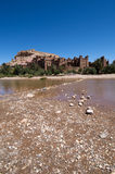 Kasbah AIT Benhaddou Photos stock