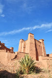 The Kasbah of Ait Benhaddou Stock Image