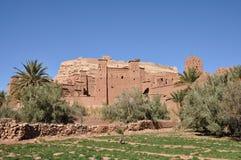 Kasbah AIT Benhaddou, Marokko Lizenzfreie Stockbilder