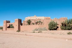 The Kasbah of Ait Benhaddou, Morocco Royalty Free Stock Photo
