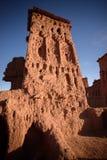 Kasbah Ait Benhaddou nas montanhas de atlas de Marrocos Imagem de Stock Royalty Free