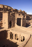 Kasbah Of Ait Benhaddou Royalty Free Stock Photography