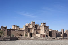Kasbah Amridil in Skoura. Royalty Free Stock Photography