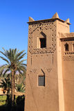 Kasbah, Dades dolina, Maroko Zdjęcia Stock