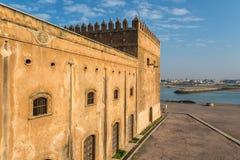 Kasbah do rio de Udayas e de Bou Regreg Rabat, Marrocos Rabat, Marrocos Foto de Stock Royalty Free