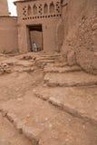 Kasbah em Marrocos Imagem de Stock Royalty Free