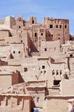 Kasbah en AIT Ben Haddou, Marruecos Imagen de archivo