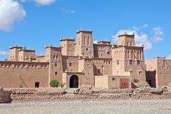 Kasbah en Ouarzazate Fotografía de archivo