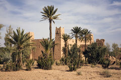 kasbah fördärvar Royaltyfri Bild