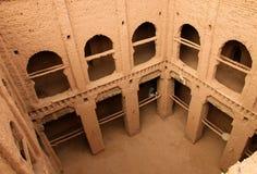 Kasbah interior Royalty Free Stock Photos