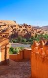 Kasbah marocchino tradizionale Immagine Stock Libera da Diritti