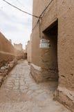 Kasbah in Marokko Stock Afbeelding