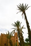 kasbah morocco Arkivfoto