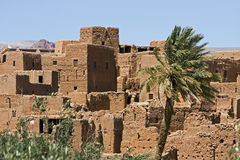 Kasbah of Morocco Royalty Free Stock Images