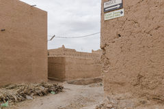 kasbah Morocco Fotografia Stock