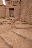 kasbah Morocco Obraz Royalty Free