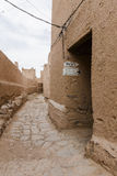 Kasbah in Morocco Stock Image