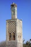 Kasbah Oudayas, à Rabat, le Maroc image stock