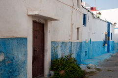 Kasbah in Rabat, Marokko Royalty-vrije Stock Afbeeldingen