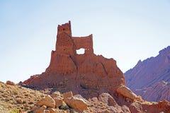 Kasbah ruin in Morocco Royalty Free Stock Image