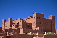 Kasbah Said Arabi Royalty Free Stock Photography