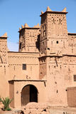 Kasbah in Skoura Stock Images