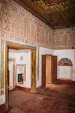 Kasbah Taourirt.Interior. Ouarzazate. Morocco. Royalty Free Stock Images