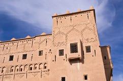 Kasbah Taourirt σε Ouarzazate, Μαρόκο Στοκ φωτογραφία με δικαίωμα ελεύθερης χρήσης