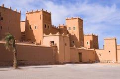 Kasbah Taourirt σε Ouarzazate, Μαρόκο Στοκ Εικόνες
